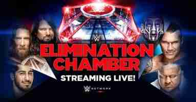 Watch WWE Elimination Chamber 2/17/19